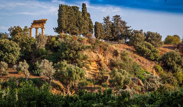 Сад Колимбетра Агридженто