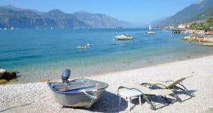 СПА-отель на озере Гарда