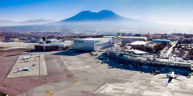 Как добраться из аэропорта Неаполя