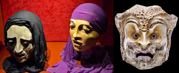 Международный музей масок в Абано Терме