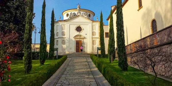 Женский монастырь Сан Даниэле в Абано Терме
