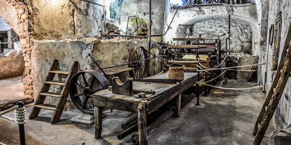 Музей бумаги в Амальфи