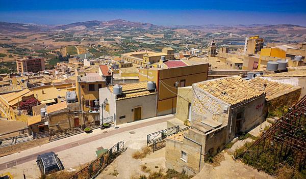 Город Наро Сицилия