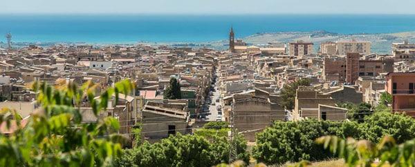 Город Рибера Сицилия