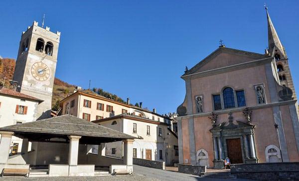 Соборная церковь Святых Гервасио и Протасио в Бормио