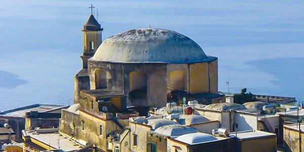 Церковь Санта Мария делле Грацие в Позитано