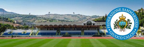 Стадион футбольной команды Сан-Марино
