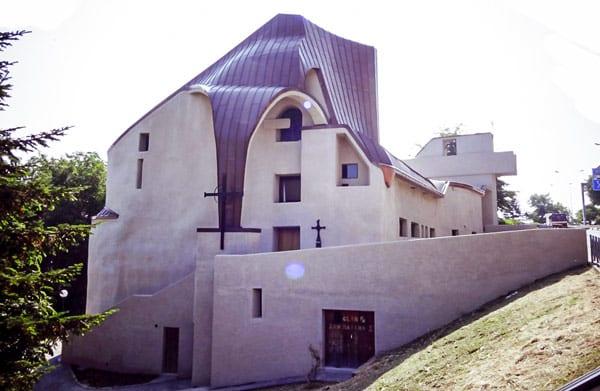 Святилище Богородицы Утешительницы в Сан-Марино