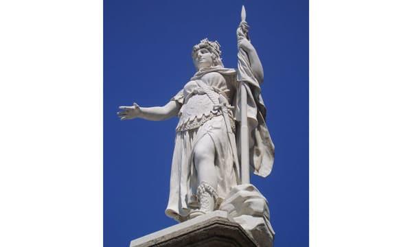 Статуя Свободы (Statua della Libertà) в Сан-Марино