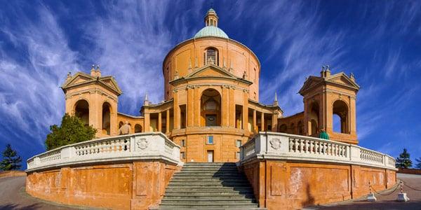 Святилище Мадонна-ди-Сан-Люка в Болонье