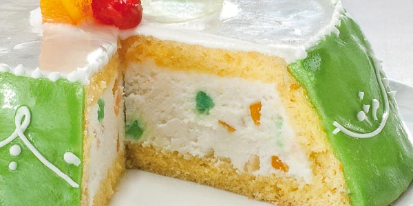 Cassata – сицилийский торт