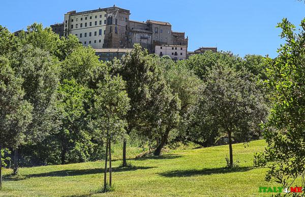 Палаццо Орсини в Бомарцо