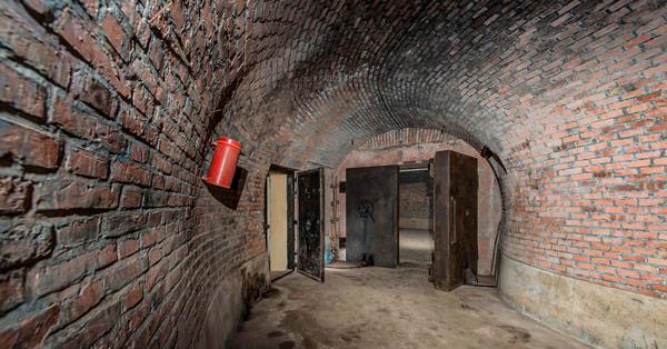 Бункер на вилла Ада в Риме