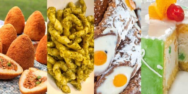 Блюда сицилийской кухни что попробовать