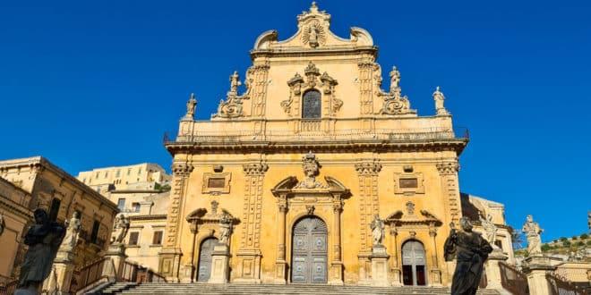 Дуомо Святого Петра в Модике
