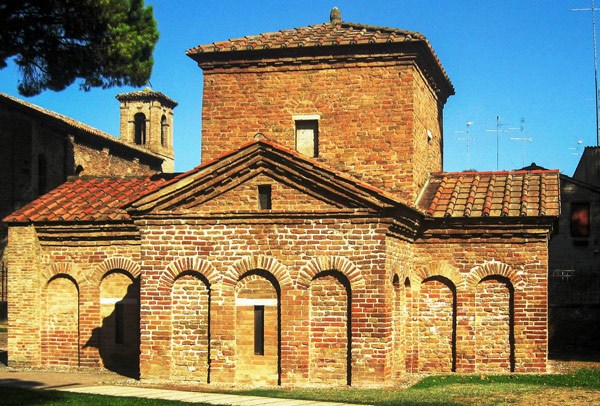 Мавзолей Галлы Плацидии в Равенне