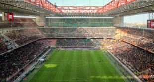 Стадион в Милане Сан Сиро