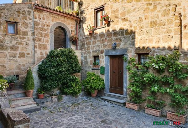 Чивита ди Баньореджо Италия