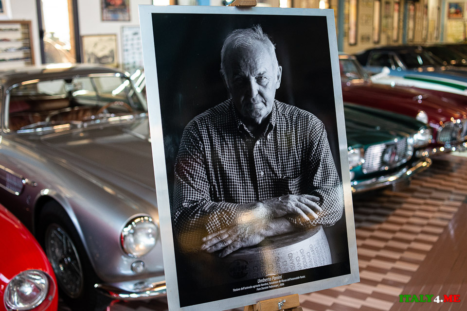 Умберто Панини (Umberto Panini, 1930-2013)