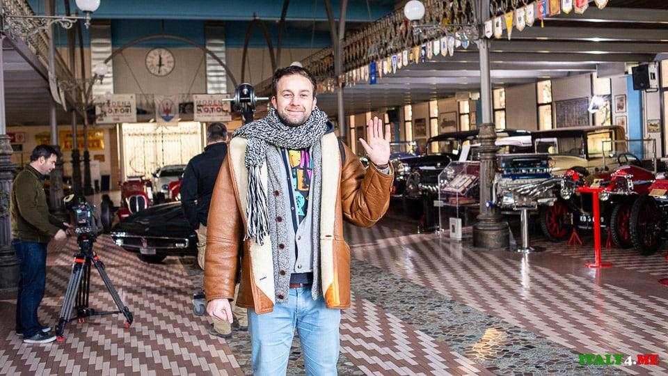 Артур Якуцевич создатель сайта Италия для меня