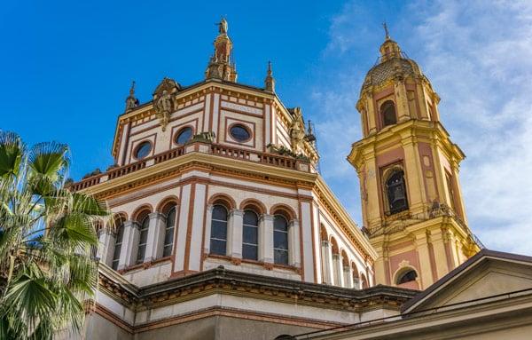 Церковь Святых Гервасио и Протасио в Рапалло