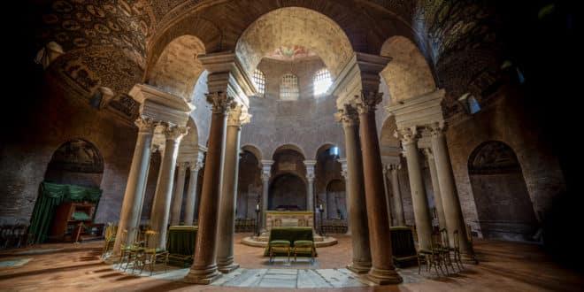 Мавзолей святой Констанции в Риме