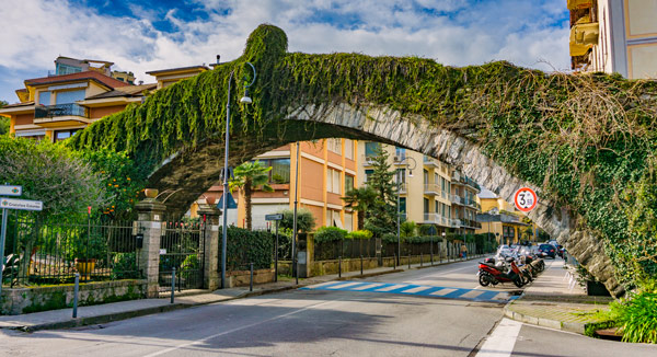 Мост Ганнибала в Рапалло