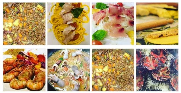 Фотографии блюда ресторана Rocco e i Suoi Fratelli в Рапалло