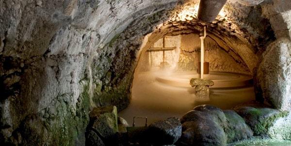 Водяная мельница в Испике