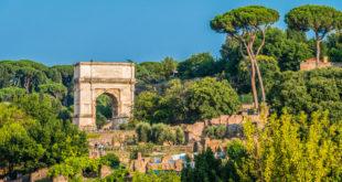 Арка Тита в Риме