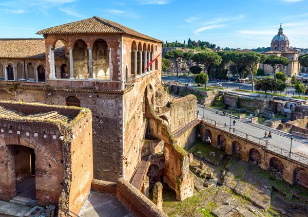 Дом рыцарей Родоса в Риме