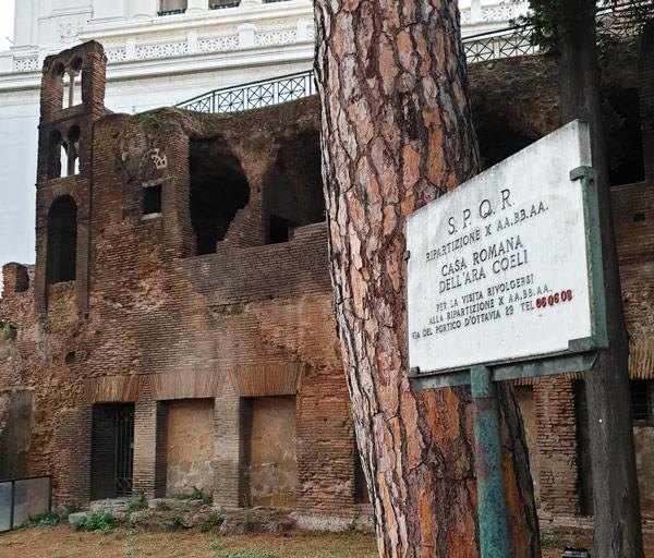 Инсула Арачели в Риме