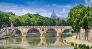 Мост Сикста в Риме