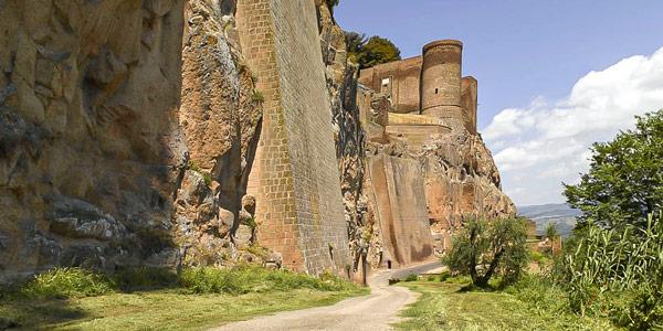 Кольцо Скалы (Anello della Rupe) – пешеходный туристический маршрут в Орвието