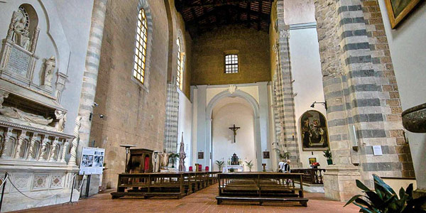 Церковь Сан-Доменико (Chiesa di San Domenico)