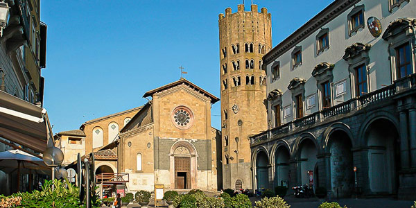 Церковь Святых Андреа и Бартоломео (Chiesa di Sant`Andrea Orvieto) в Орвието