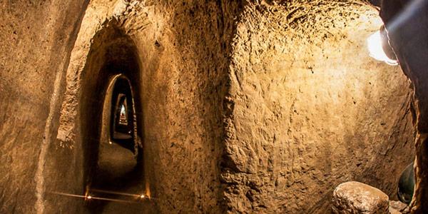 Лабиринт Адриана (Labirinto Di Adriano) в Орвието