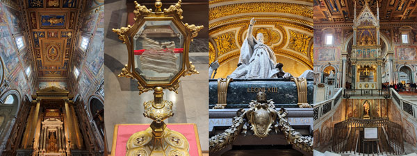 Базилика Сан-Джованни-ин-Латерано в Риме район Монти