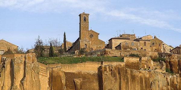 Церковь Сан-Иувеналий (San Giovenale di Orvieto) в Орвието