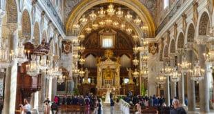 Базилика Санта-Мария-ин-Арачели в Риме