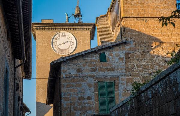 Городская башня Орвието