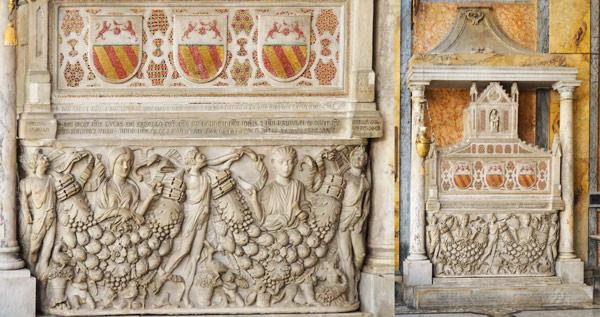 Часовня Савелли в базилике Санта-Мария ин Арачели в Риме