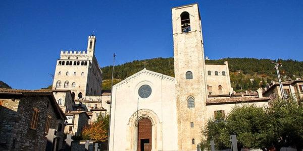 Церковь Святого Иоанна Крестителя в Губбио